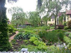 Mirbeau Inn and Spa Gardens - in Skaneateles, NY