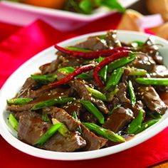 PF Changs Mongolian Beef Recipe   RecipeBloom