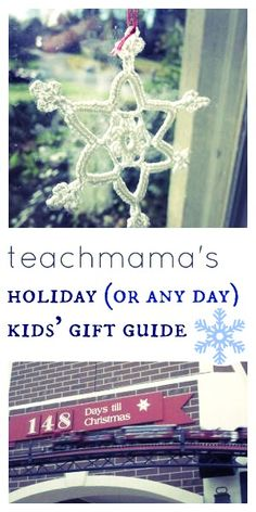 best gifts for kids for learning and fun | LOVE these ideas!!