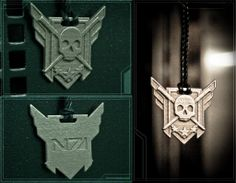 ME3 Executioner Award - Stainless by soupcan13.deviantart.com on @deviantART