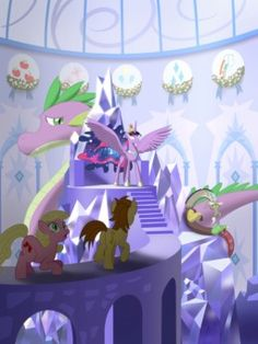 It's been eight hundred years since Princess Twilight made death illegal. And now life is perfect. Perfect for everypony but Care Free.