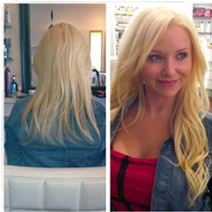 Exclusively at Primp and Blow! Dream Catchers Hair Extensions http://primpandblow.com/hair-extensions.html