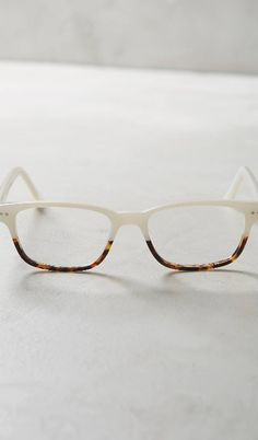 Pearled Tortie Reading Glasses #anthrofave