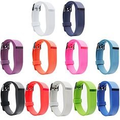 SKYLET Fitbit Flex Replacement Band with buckle Variety Pack *** Want to know more, click on the image.