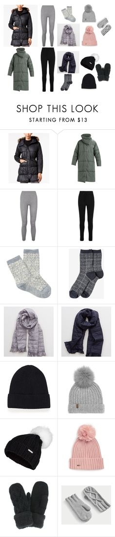 winter sport by gabriellapalumbo on Polyvore featuring Columbia, Haider Ackermann, Falke, Cents of Style, Smartwool, Aerie, Calvin Klein, Simons, Sweaty Betty and Mackage