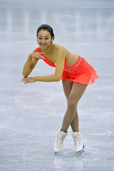 Mao Asada / 浅田真央: #FigureSkater #Japan : #FigureSkating #MaoAsada #GoMao #MaoFight Solo Photo, Gym Leotards, Japanese Figure Skater, Dancing Baby, Arab Men, Ice Skaters, Figure Skating Dresses, Ice Princess, Hanyu Yuzuru