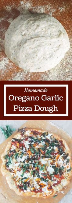 Homemade Pizza Dough Is So Easy Just A Few Ingredients And Minimal Kneeding Time To Get An Airy And Flavorful Pizza Crust That You Can Use With Any Sauce And Topping. You Will Never Want A Store Bought Crust Again Three Olives Branch Whole Wheat Pizza Crust Recipe, Wheat Pizza Dough, Plain Cookies, Garlic Pizza, Pizza Flavors, Few Ingredients, Easy, Cooking Recipes, Simple