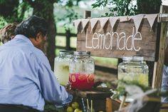 Wedding inspiration for Australian & New Zealand couples Polo Club, Lemonade, Tables, Wedding Inspiration, Rustic, Table Decorations, Mesas, Country Primitive, Retro