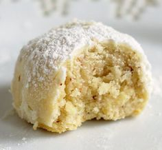 Magnificent Russian Tea Cakes – Mildly Meandering The post Russian Tea Cakes – Mildly Meandering… appeared first on Trupsy . Russian Desserts, Russian Tea Cake, Russian Recipes, Russian Tea Cookies, Ukrainian Desserts, Russian Party, Ukrainian Food, Ukrainian Recipes, Tea Cakes