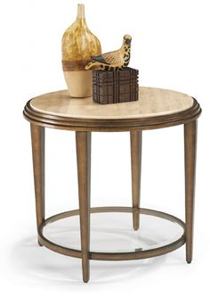 Flexsteel - Seville Lamp Table - 6629-02