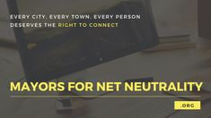 please sign: Sign to email your mayor: Save net neutrality in my city! Internet Providers, Net Neutrality, Helping Others, Sign Sign, Letters, Science, Signs, City, Tech