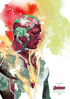 The Vision - ©Marvel.