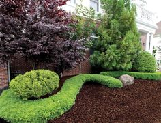 Brown Landscape Rubber Mulch 72 cubic ft. Supersack 2,000 lbs.
