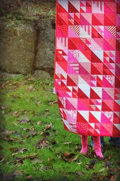 Snippets of Sweetness: Perseverance Prevails Quilt