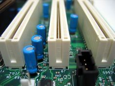 Part of a series of abstract PC hardware shots.     Laptop Repair Training-Notebook Repair, Motherboard Repair, Hardware Training, Hardware Academy, Laptop Training, Chip Level Training, Training Manual, etc. Learn more here: http://www.laptoptrainingcollege.com/?hop=meknowu76