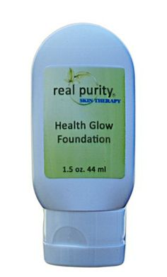 Real Purity Creme Foundation. Natural, fragrance-free, good for sensitive skin. Available @ Raindance Cosmetics (Thornbury, Ontario) #fragrancefree #unscented #scentfree