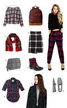 trend crush: plaid