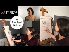 Charcoal Drawing Technique Art Prof, Part 4 of Charcoal Drawing Demo. Art Prof is a free, online educational platform for visual arts created for people of all ages and means. Created by RISD Adjunct Professor Clara Lieu and Thomas Lerra. Pencil Drawing Tutorials, Art Tutorials, Drawing Ideas, Thumbnail Sketches, Cool Drawings, Pencil Drawings, Charcoal Drawings, Drawing Techniques, Visual Arts