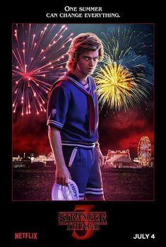 Netflix has released 14 Stranger Things Season 3 character posters ahead of the season premiere. The series returns to Netflix on July Stranger Things Netflix, Poster Stranger Things, Stranger Things Characters, Stranger Things Steve, Stranger Things Aesthetic, 3 Characters, Stranger Things Season 3, Steve Harrington Stranger Things, Stranger Things Spoilers