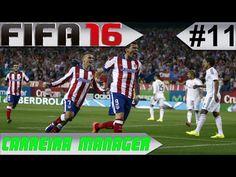 FIFA 16 - Carreira Manager #11