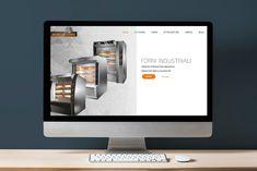 Sito web - Forni per pasticceria, Forni per panificazione, Arredi e attrezzature per attività commerciali Electronics, Consumer Electronics