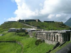 Fort in St. Kitts