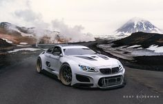 BMW M6 GT3 - CONCEPT on Behance