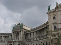 The Hofburg in Vienna, where Elodie would have attended many events for the Congress of Vienna. Congress Of Vienna, Napoleonic Wars, Alps, Countryside, Louvre, England, Scene, Events, England Uk