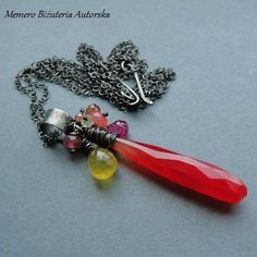 srebro,kwarc,chalcedon,owocowy,soczysty - Naszyjniki - Biżuteria w ArsNeo Jewelery, Bracelets, Men, Fashion, Jewlery, Charm Bracelets, Jewels, La Mode, Arm Bracelets