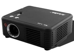AriusTek MX-120 XGA (1024 x 768) Micro LED Projector, 30,000 Hours by AriusTek. $227.95. The AriusTek MX-120 Micro LED projector is a portable projector great for business professionals and people who need a screen on the go.  The MX-120 can fit in your hand and weighs just over a pound. The MX-120 puts out a great image in dimmed rooms that coupled with the 1000:1 contrast ratio makes it suitable for using as a portable home theater.   The MX-120 has an LED light ...