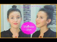 Volume Ballerina Bun Ballerina Bun, Lifestyle, Videos, Dancing Girls