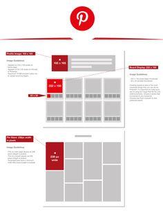 Bildstorlek för Pinterest 2017  Guide till de rätta storlekarna på bilder för sociala medier http://smartbizz.se/bildstorlek-for-sociala-medier-2017/ #Pinterest #SocialaMedier #DigitalMarknadsföring #SmartBizz