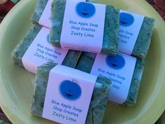 Here's my new soap making Blog!