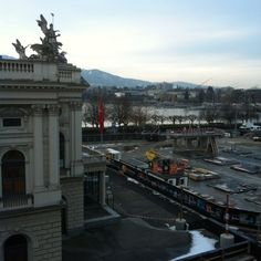 Blick aus Büro, 17.2.2012, 8:24 Uhr
