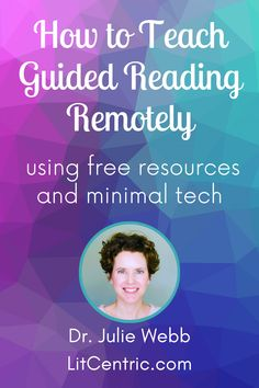 FREE VIDEO: Learn how to get up and running with remote guided reading using free online resources and minimal technology. Get clear on the 3 goals of teaching reading remotely and say goodbye to all the overwhelm! Reading Assessment, Reading Tutoring, Reading Intervention, Teaching Reading, Guided Reading, Reading Lessons, Kindergarten Blogs, Kindergarten Reading, Instructional Coaching