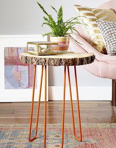 Salon de jardin 5 places : Canapé + 2 fauteuils + table basse Acacia ...