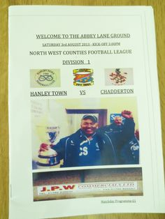 Hanley Town v Chadderton