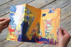 Rise and Fall (2nd Edition) by Micah Lidberg – Nobrow Press
