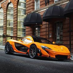 The McLaren was unveiled as a concept car at the Paris Motor Show in 2012 and went into production in The car has a limited production run of only 375 units Bugatti, Lamborghini, Ferrari, Sexy Cars, Hot Cars, Mclaren P1 Gtr, Alpha Romeo, Gp F1, Jaguar Xk