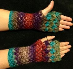 Dragon Scale Mitts  $45 Many color combos Made to order Facebook/ Mandy Clark Instagram/lamandamarie