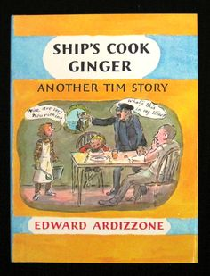 Ship's Cook Ginger. by Edward Ardizzone
