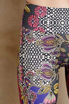 Mosaic Garden Leggings - anthropologie.com #anthrofave #anthropologie
