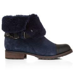 Luxe Lined Boots: Matt Bernson #InStyle