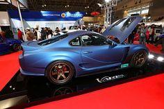 Garage Revolver X Varis Toyota Supra