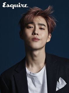 EXO's Suho is the charismatic cover model for September issue of 'Esquire'…
