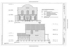 HABS LA-1305-A (sheet 4 of 19) - Olivier Plantation, Plantation Store, LA Highway 83, Lydia, Iberia Parish, LA