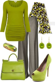 """""""~Day at the Office~"""" by mels777 on Polyvore:"""