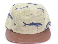 Bluefish 5-Panel Hat by ONLY NY