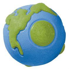 Planet Dog Orbee-Tuff Orbee Ball Blå/Grön i gruppen Hundleksaker hos Dogmania (843)