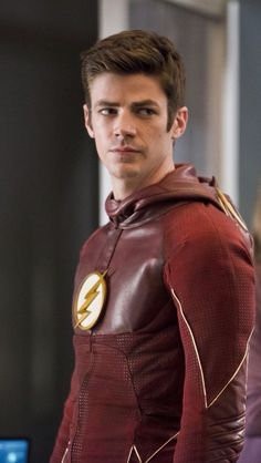 The Flash -  Grant Gustin as Berry Allen #Grant Gustin #Barry Allen